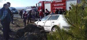 Çankırı'da trafik kazası: 3 ölü