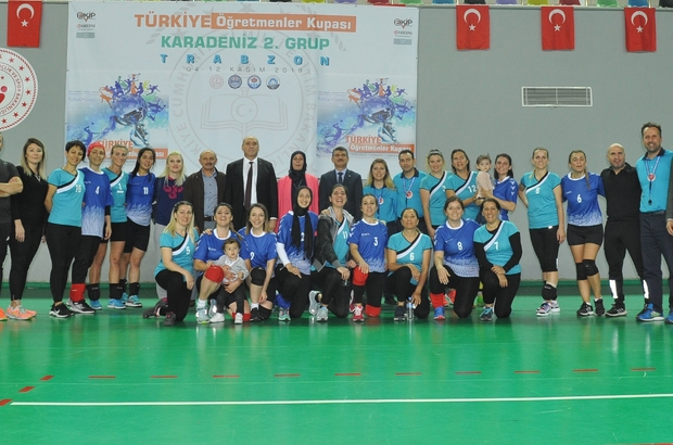 Türkiye Öğretmenler Kupası, Karadeniz 2. Bölge Futsal ve Voleybol Müsabakaları tamamlandı