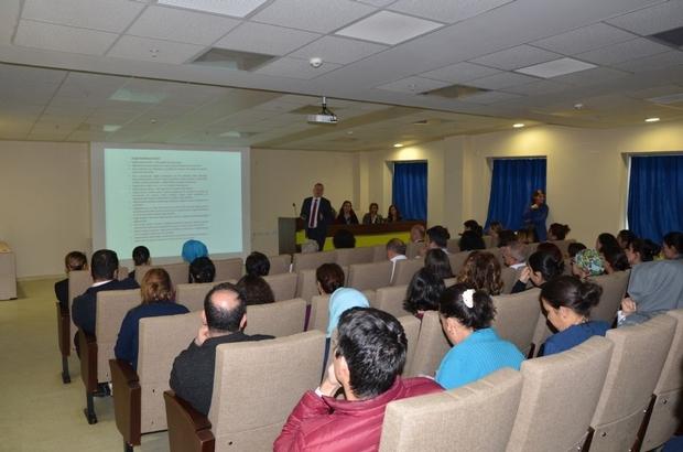 ADÜ Uygulama ve Araştırma Hastanesi'nde sağlıkta kalite standartları toplantısı