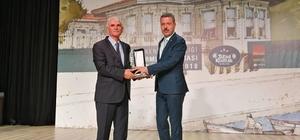 Tarihi Kentler Birliğinden Boyabat Belediyesine ödül