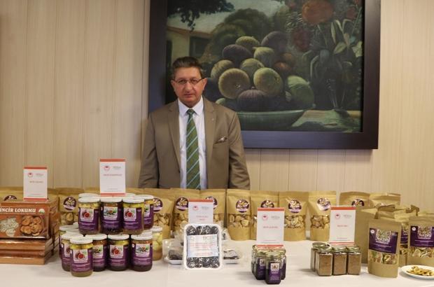 İncir ürünleri için tanıtım günü düzenlendi Nazilli Ticaret Odası incir ürünleri tanıtım toplantısına katıldı