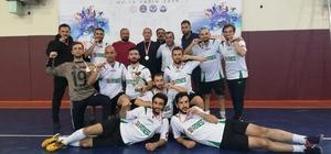 Eğitim Bir-Sen Yönetimi Futsal Takımı ile bir araya geldi