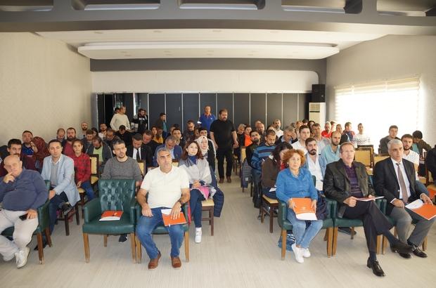 """Aydın'da """"AFAD Gönüllüleri"""" için eğitim toplantısı düzenlendi"""