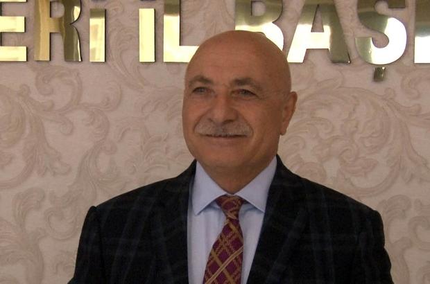 """İsmail Tamer: """"Kayseri turizm açısından son günlerde iyi bir atak yapmış durumda"""""""
