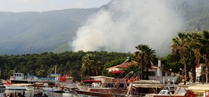 Yangın ihbarı, kontrollü yakım çıktı Ula'nın turistik Mahallesi Akyaka Mahallesi ormanlık alandan yükselen dumanlar sonrası 112 Acil Çağrı Merkezine ihbar yağarken, olayın kontrollü yakım olduğu ortaya çıktı.