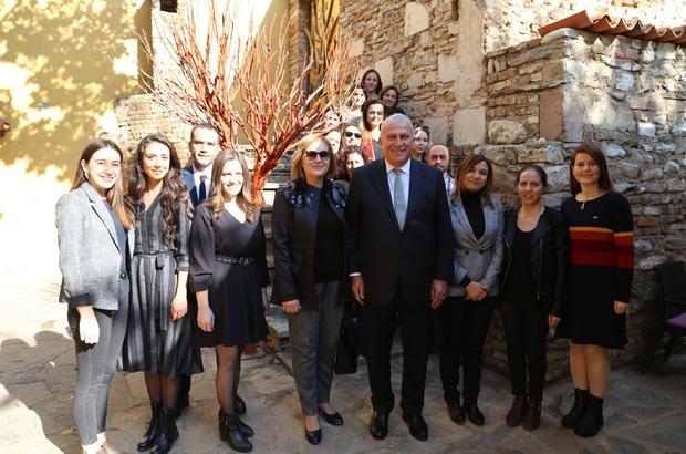 Başkan Atay öğretmenlerle buluştu