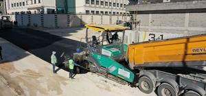 Gaziantep'te asfalt çalışmaları ivme kazandı 5 yılda 2 bin kilometre yol asfaltlandı