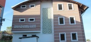 Türkeli Yatılı Kur'an Kursu çalışmalarında sona yaklaşılıyor