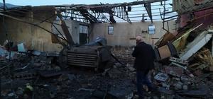 Fabrikanın kalorifer dairesinde patlama: 1 yaralı