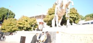 Kuyucak'ta 24 Kasım Öğretmenler Günü kutlamaları