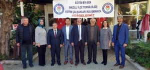Nazilli'de eğitim çalışanları 24 Kasım'da buluştu