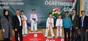 Başkan Işıksu, Karate İl Turnuvasını takip etti