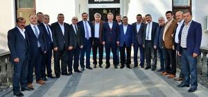"""Kocasinan Ziraat Odası Başkanı Abdulkadir Güneş; """"Kayseri Şeker zarar görürse Kayseri çiftçisi zarar görür"""""""