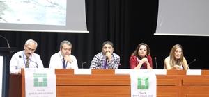 PAÜ'de 'Afet Yönetimi ve Kent Planlama' paneli gerçekleştirildi