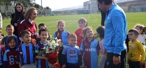 Trabzonspor'da Getafe hazırlıkları sürüyor