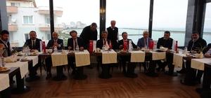 """Samsun turizmi masaya yatırıldı Vali Osman Kaymak: """"Samsun'un müthiş bir turizm potansiyeli var"""""""