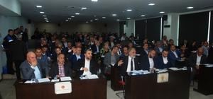 Adana'da belediyelerin 2020 bütçesi kabul edildi 15 ilçe ve Büyükşehir Belediyesinin toplam gelir-gider bütçesi 4 milyar 265 milyon 461 bin 200 lira olarak belirlendi