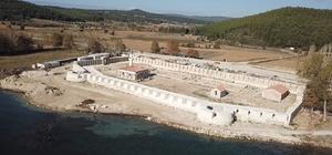 (Özel) Tarihi Osmanlı kalesinin 200 yıllık hikayesi yeniden canlanıyor