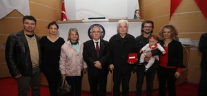 Kıbrıs Gazilerine 'Milli Mücadele Madalyası ve Beratları' verildi
