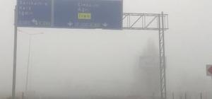 Doğu Anadolu Bölgesi'nde sis ve soğuk hava etkisini artırdı