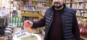 Kurusu yaşının 10 katı fiyatında Sivas'ın vazgeçilmez lezzetleri arasında yer alan madımak bitkisinin kurusu yaşından 10 kat daha pahalı