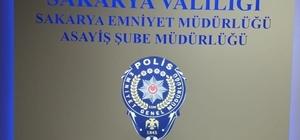 Ziynet eşyası ve silah çalan şahıslar tutuklandı