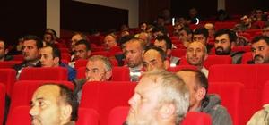 Hendek Belediyesinde 'Temel iş sağlığı ve güvenliği eğitimi' semineri verildi