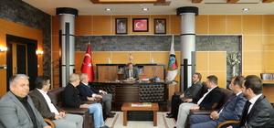 """Başkan Alemdar: """"Sakaryaspor için üzerimize düşeni yapmaya hazırız"""""""