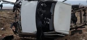 Afyonkarahisar'da hemzemin geçitte kaza: 1 ölü, 2 yaralı