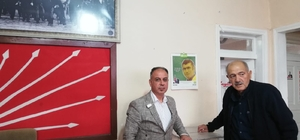 """CHP Karaisalı'da delege seçimleri yapıldı CHP Karaisalı İlçe Başkanı Mustafa Eren: """"CHP Karaisalı tarihinde bir ilki gerçekleştirdik. Karaisalı merkezindeki Karapınar, Selampınar ve Çeceli mahallerinde sandık koyarak delege seçimi yaptık."""""""