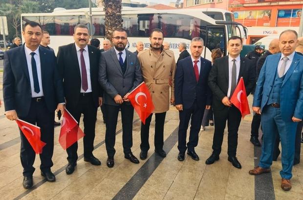Aydın'da Yörük Ali Efe rüzgarı esti
