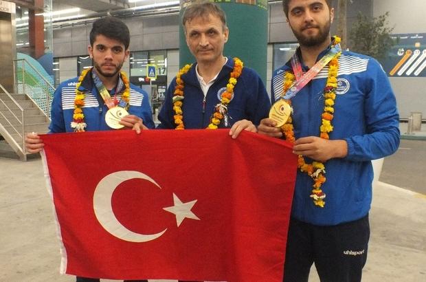 Jeet kune do sporcuları Hindistan'dan 2 altın madalyayla döndüler