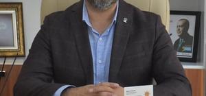Ayhan Atahan AK Parti İl Başkanlığına adaylığını açıkladı
