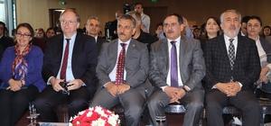 """Samsun'da """"Uluslararası Sürdürülebilir Şehircilik Konferansı"""" Berger: """"Şehir Eşleştirme Programı diyaloğu teşvik etmeyi ve ön yargıları ortadan kaldırmayı hedeflemektedir"""" Başkan Demir: """"Samsun'u yaklaşık yüzde 70'e yakınını dönüştürmek ve geliştirmek zorundayız"""""""