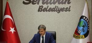 Serdivan Belediyesi meclis toplantısı gerçekleşti