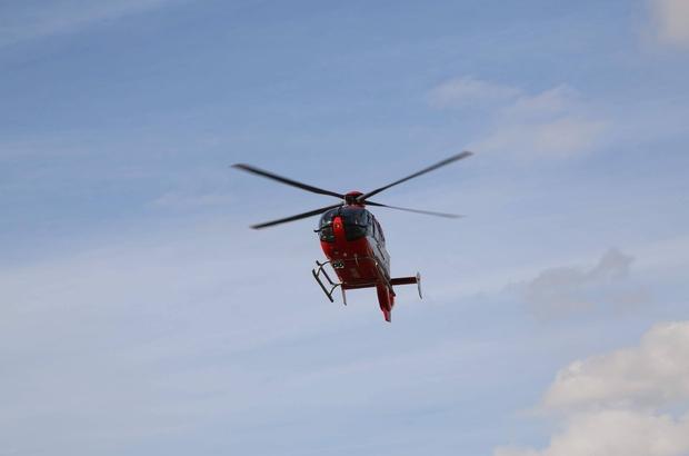 Ambulans helikopter 146 hasta için havalandı Sağlık İl Müdürü Uzm. Dr. Fethullah Selçuk Moğulkoç, Sağlık Bakanlığı tarafından Sivas'a konuşlandırılan ve ilk olarak 29 Ocak 2019 tarihinde Divriği'de bulunan bir hasta için havalanan ambulans helikopterin o günden bu yana 146 hastayı sağlık tesislerine ulaştırdığını söyledi