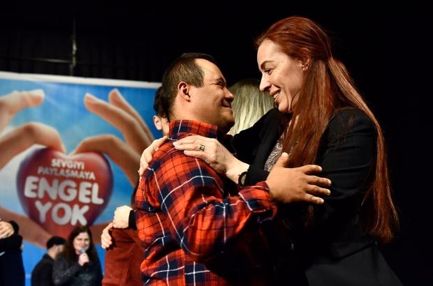 Başkan Zorluoğlu Dünya Engelliler Günü'nde onlarla buluştu