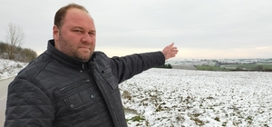 Çiftçiye 'altın' değerinde kar yağışı