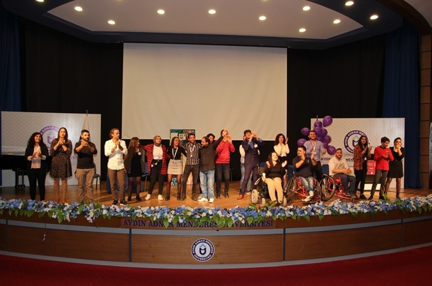 ADÜ'de 'Engel Değildir Farklılıklarımız' etkinliği gerçekleşti