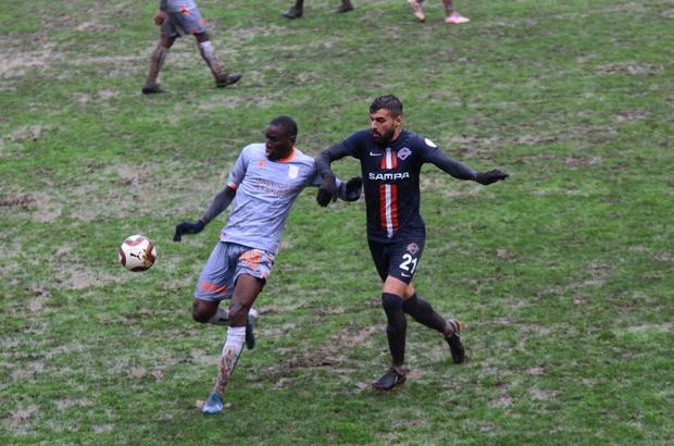 Ziraat Türkiye Kupası: Hekimoğlu Trabzon FK: 0 - Medipol Başakşehir: 1 (Maç sonucu)