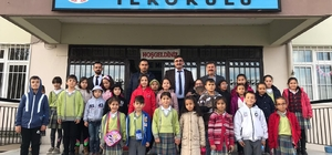 Karacasu Belediyesi öğrencileri sinemayla buluştu