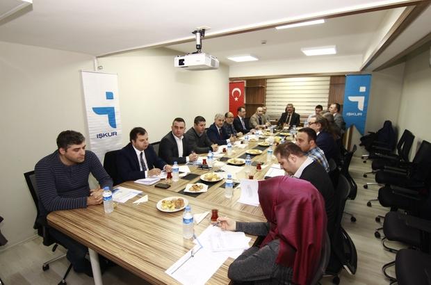 İŞKUR Trabzon için 2020 hedeflerini bir değerlendirme toplantısı ile duyurdu Trabzon'un işgücü piyasa röntgeni çekildi