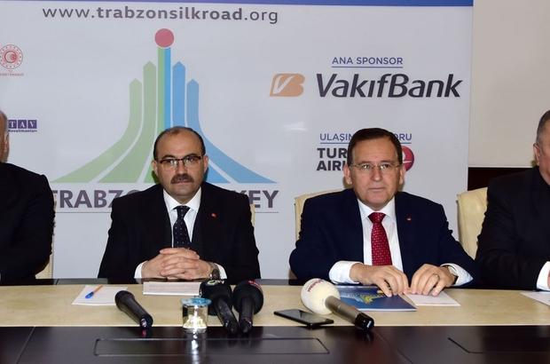 4. İpekyolu İşadamları Zirvesi, Trabzon'un modern ticaret rotalarındaki konumunu güçlendirdi
