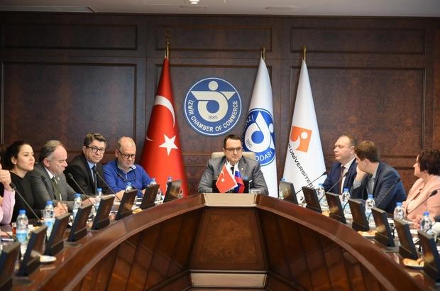 İNYA ürünleri Rus pazarında boy gösterecek Germencik Belediye Başkanı Fuat Öndeş, İNYA'yı uluslararası pazarlara taşıdı