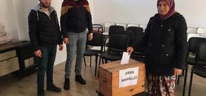 Seyitgazi AK Parti'de delege seçimleri yapılıyor