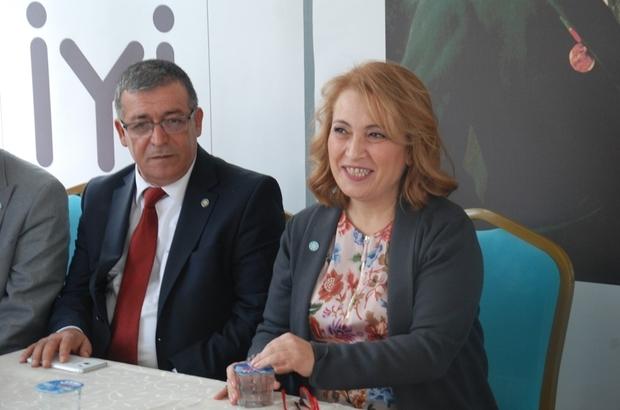 """Yanıkömeroğlu: """"Adana'da kadın kooperatifi kuracağız"""""""