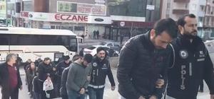 SGK'yı 5 milyon zarara uğrattıkları iddiasıyla 31 kişi tutuklandı Aralarında doktor ve kamu görevlileri de var