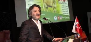 """Trabzon'da """"Bölgenin altın sağılan ineği Jersey Çalıştayı"""" düzenlendi"""