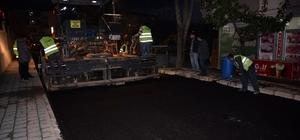 Hendek'te 4 Mahalleye sıcak asfalt