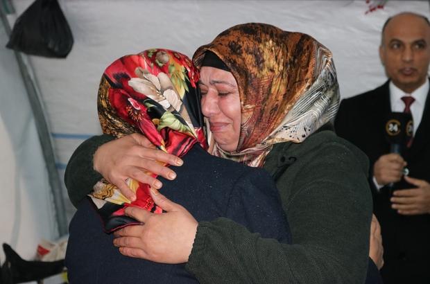 98 gün sonra mutlu haber geldi Ailelerin direnişi karşılık buldu Evlat nöbeti tutan ailenin terör örgütünde bulunan çocukları teslim oldu